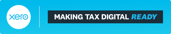 Xero - Making Tax Digital